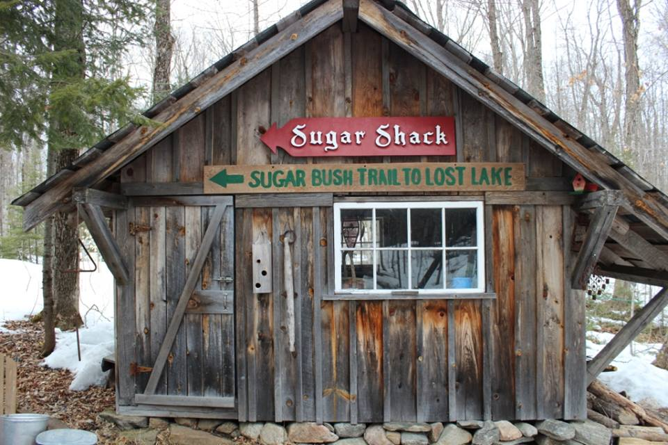 Yours Outdoors Sugar Shack