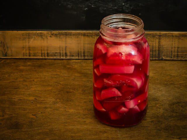 Well Preserved's fermented turnips