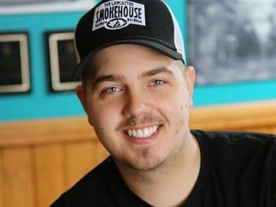 headshot photo of Tim Borys